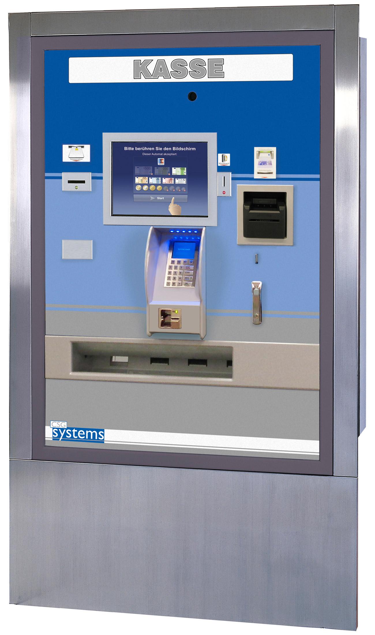Kartenautomat